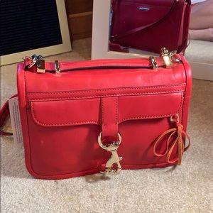 Rebecca minkoff Bowery red